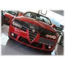 Alfa Romeo Brera (06-10) potah kapoty, bílý