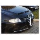 Alfa Romeo GT (04-10) potah kapoty CARBON černý