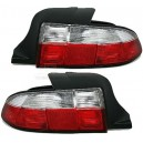 Čirá světla BMW Z3 96-99 – červená/bílá