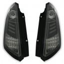 Čirá světla Fiat Grande Punto 05+ _LED, černá