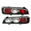 Zadní čirá světla Fiat Seicento 98-09 – černá
