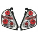 Čirá světla Fiat Stilo 02-07, 3dv. – chrom