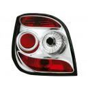 Čirá světla Ford Fiesta MK3 89-96 – 3D, chrom