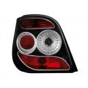 Čirá světla Ford Fiesta MK3 89-96 – 3D, černá