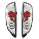 Čirá světla Ford Focus 98-04 – chrom