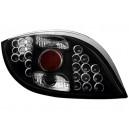 Čirá světla Ford KA 96-08 – LED, černá