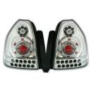 Čirá světla Honda Civic 96-00 3dv. – LED, krystal