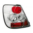 Čirá světla Honda Civic 02+ 3dv. – chrom