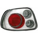 Čirá světla Honda CRX del Sol 93-96 – chrom