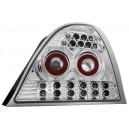Čirá světla Rover 200 95-00 – LED, krystal