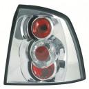 Čirá světla Opel Astra G Lim./Hatch 98-04 – chrom