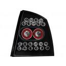 Čirá světla Opel Astra G Lim./Hatch 98-04 – LED, černá
