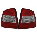 Čirá světla Opel Astra G Lim./Hatch 98-04 – LED, červená/bílá