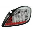 Zadní čirá světla Opel Astra H 04-07 5dv. – LED, krystal