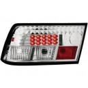 Čirá světla Opel Calibra 90-98 – LED, krystal