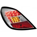 Zadní čirá světla Opel Corsa D 06-08 5dv. - LED, krystal