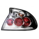 Čirá světla Opel Tigra 94-00 – chrom
