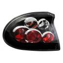 Zadní čirá světla Opel Tigra 94-00 – černá