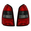 Čirá světla Opel Vectra B Combi 99-02 – červená/kouřová