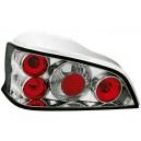Zadní čirá světla Peugeot 106 96-99 – chrom