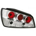 Čirá světla Peugeot 306 97-00 3+5dv. – chrom
