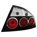 Čirá světla Peugeot 407 04+ 4dv. – černá