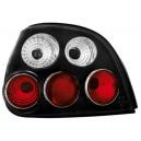 Čirá světla Renault Megane 5dv. 99-02 – černá