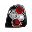 Čirá světla Renault Megane Scenic 98-02 – černá