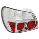 Zadní čirá světla Subaru Impreza WRX 01-02 – krystal
