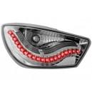 Zadní čirá světla Seat Ibiza 6J 04.08+ _ LED, krystal