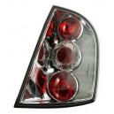 Zadní čirá světla Škoda Fabia 99-07 – chrom