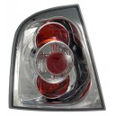 Zadní čirá světla Škoda Octavia Lim. 01-04 – chrom
