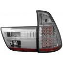 Čirá světla BMW X5 00-02 – LED, krystal