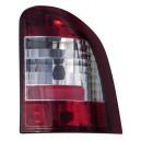 Čirá světla Ford Mondeo Turnier 93-00 – červená/krystal