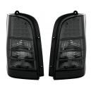 Zadní čirá světla Mercedes Benz W638 Vito 96-03 – LED, kouřová
