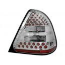 Zadní čirá světla Mercedes Benz C-tř. W202 94-00 – LED, krystal