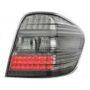 Zadní světla Mercedes Benz W164 M-tř. 05-08 - LED, kouřová