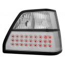 Čirá světla VW Golf II 83-92 – LED, krystal