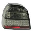 Čirá světla VW Golf III 91-98 – LED, černá