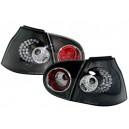 Čirá světla VW Golf V 03-09 – LED, černá