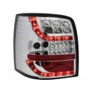 Čirá světla VW Passat 3B Variant 97-01 – LED, krystal