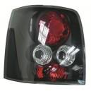 Zadní čirá světla VW Passat 3BG Variant 00-04 – černá