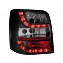 Čirá světla VW Passat 3BG Variant 00-04 – LED, černá