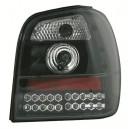 Čirá světla VW Polo 6N 95-98 – LED, černá
