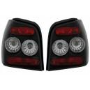 Zadní čirá světla VW Polo 6N2 99-01 – černá