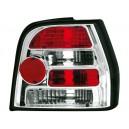 Zadní čirá světla VW Polo 86C II Coupé 90-94 – chrom