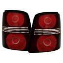 Zadní čirá světla VW Touran 03-10 – červená