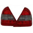 Zadní čirá světla Mercedes Benz C-tř. W202 94-00 – červená/kouřová