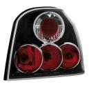 Čirá světla VW Golf III 91-98 – černá