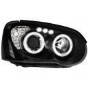 Čirá optika Subaru Impreza 03-05 – černá
